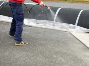 Next Generation Turf DIY watering