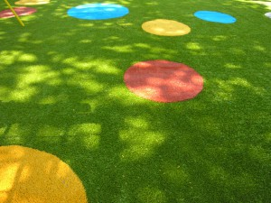 Next Generation Turf synthetic grass recreation